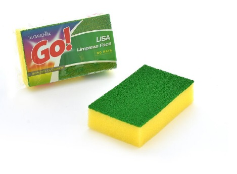 Flat Sponge easy cleaning